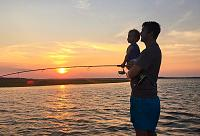 Click image for larger version.  Name:Henley and Nate Fishing (2).jpg Views:201 Size:155.8 KB ID:11998